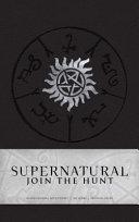 Supernatural Hardcover Ruled Journal PDF
