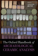 Pdf The Oxford Handbook of Archaeological Ceramic Analysis Telecharger