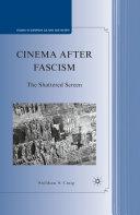 Cinema after Fascism Pdf