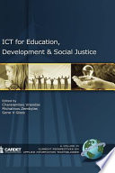 ICT for Education  Development  and Social Justice