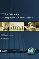 ICT for Education, Development, and Social Justice [Pdf/ePub] eBook