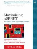 Maximizing ASP NET