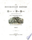 The Documentary History of the State of New York