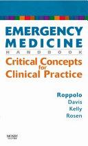 Emergency Medicine Handbook