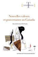 Nouvelles valeurs et gouvernance au Canada ebook