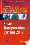 Smart Transportation Systems 2019 Book