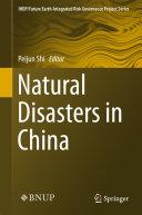 Natural Disasters in China Pdf/ePub eBook