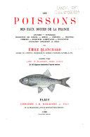 Les Poissons Des Eaux Douces de la France