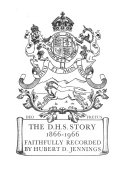 The D H S  Story  1866 1966