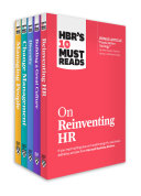 HBR s 10 Must Reads for HR Leaders Collection  5 Books