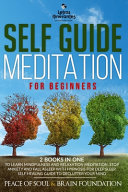 Self Guide Meditation for Beginners