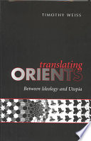 Translating Orients Book