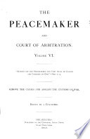 The Peacemaker and Court of Arbitration