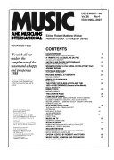 Music and Musicians International
