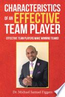 Characteristics of an Effective Team Player Book