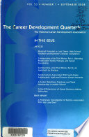The Career Development Quarterly  , Volume 53