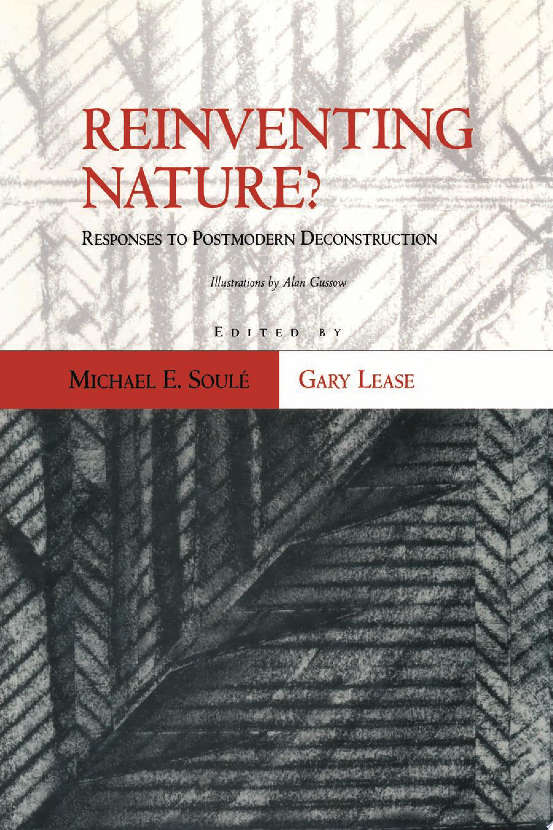 Reinventing Nature