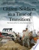 Citizen Soldiers In A Time Of Transition