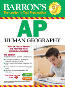 AP Human Geography  5th ed