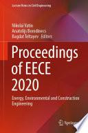 Proceedings of EECE 2020