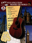 Guitar Tab- Easy Folk Songs from Around the World ebook