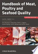 Handbook of Meat  Poultry and Seafood Quality