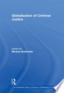Globalization of Criminal Justice