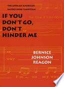 If You Don t Go  Don t Hinder Me Book