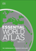 Essential World Atlas Book