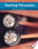 Teaching Percussion  Enhanced  Spiral bound Version Book PDF