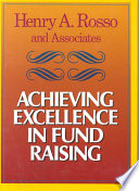 Achieving Excellence in Fund Raising
