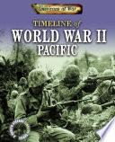 Timeline of World War II  Pacific Book