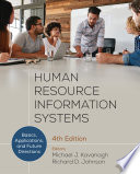 Human Resource Information Systems Book