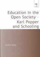 Education In The Open Society