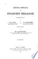 Grundriss der englischen Metrik
