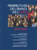 Pdf Perspectives de l'emploi de l'OCDE 1999 juin Telecharger