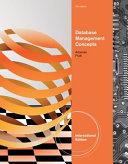 Database Management Concepts