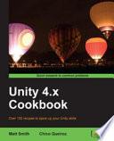 Unity 4 x Cookbook