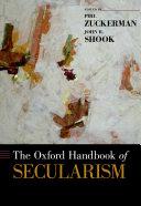 The Oxford Handbook of Secularism