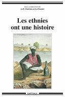 Pdf Les ethnies ont une histoire Telecharger