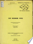 Staff Background Papers on the Nuclear Initiative Prepared for the Use of the Members of the Committee