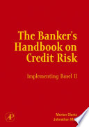 The Banker S Handbook On Credit Risk Book PDF