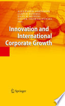 Innovation and International Corporate Growth