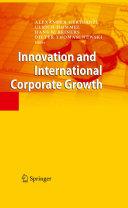 Innovation and International Corporate Growth [Pdf/ePub] eBook