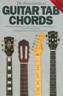 The Encyclopedia of Guitar Tab Chords