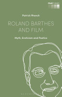 Pdf Roland Barthes and Film