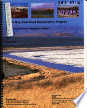 South Bay Salt Pond Restoration Project