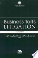 Business Torts Litigation Book PDF
