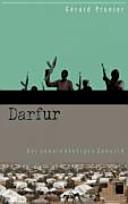 """Darfur: der """"uneindeutige"""" Genozid"""