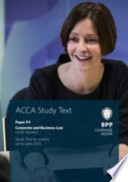ACCA F4 Irish Law